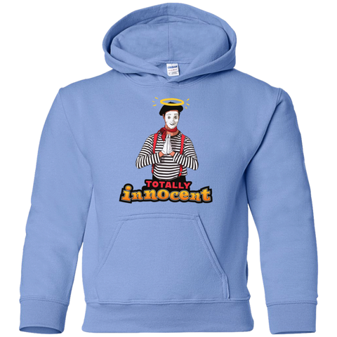 """Totally Innocent"" Kids Pullover Hoodie"