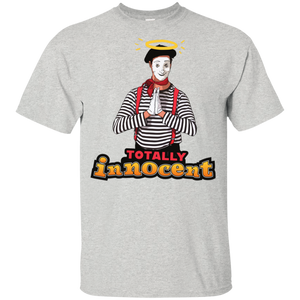 """Totally Innocent"" Kids Cotton T-Shirt"
