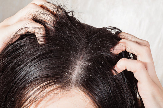 A healthy scalp leads to healthy hair
