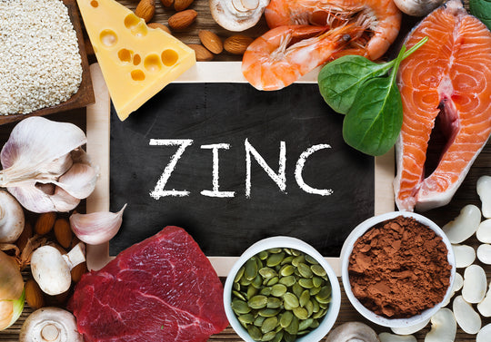 Can Low Levels Of Zinc Cause Hair Loss?