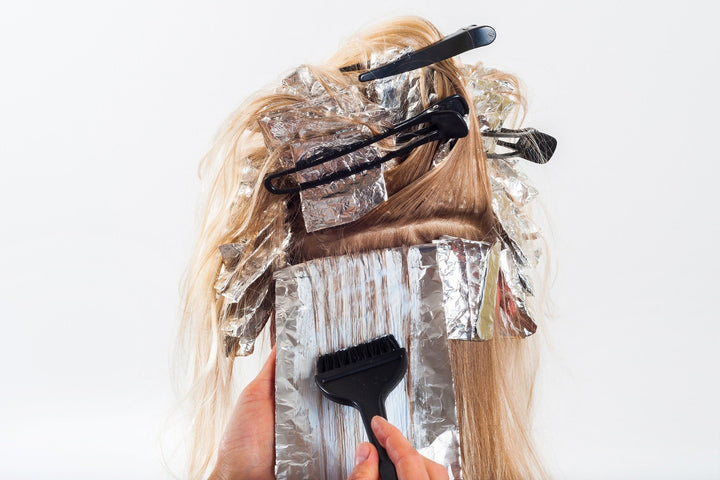 Is Hair Dye a problem? Does it pose health risks.