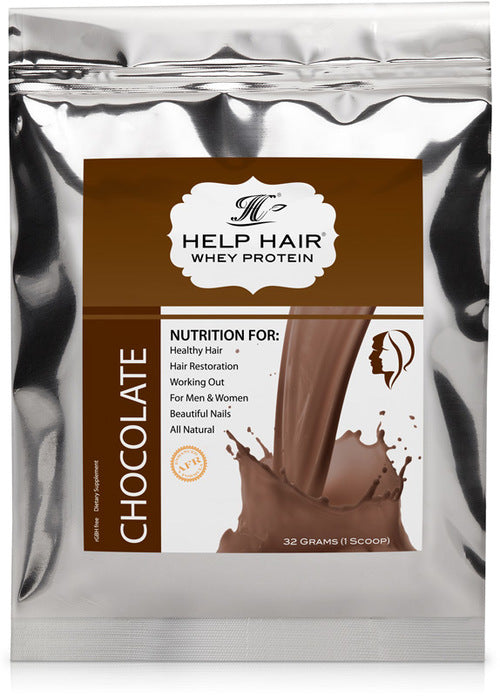 Help Hair Whey Protein Shake - Sample Pouch