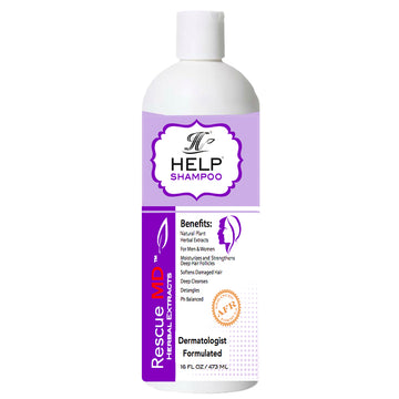 Rescue MD Help Shampoo