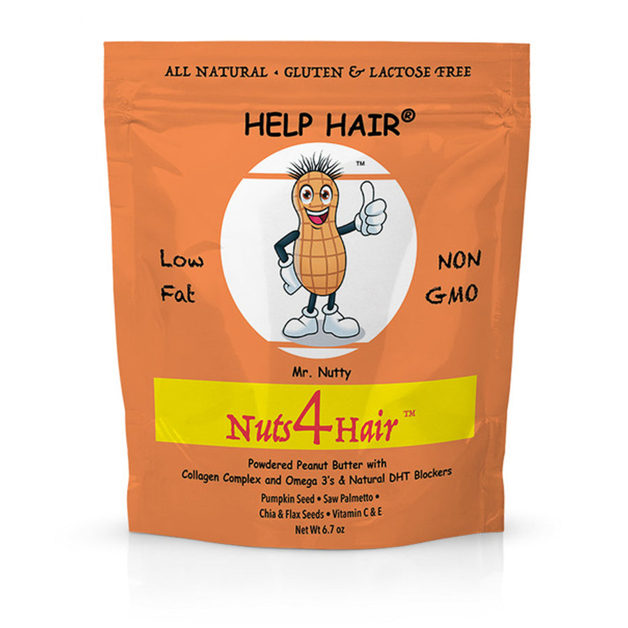 Help Hair Nuts4Hair Collagen Shake