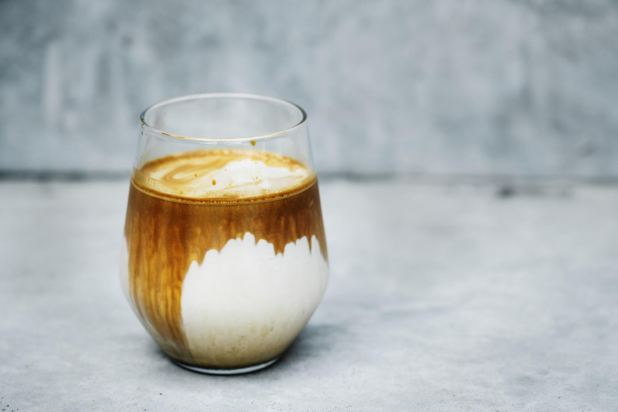Coffee Recipe: Iced Latte, One For All