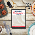 Making Buttercream FAQ E-Book Cover