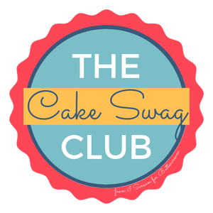 The Cake Swag Club Quarterly Subscription Box (Shipping Included)