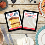Bundle for The Big Book of Cake Baking FAQs Plus the Making Buttercream FAQ Book