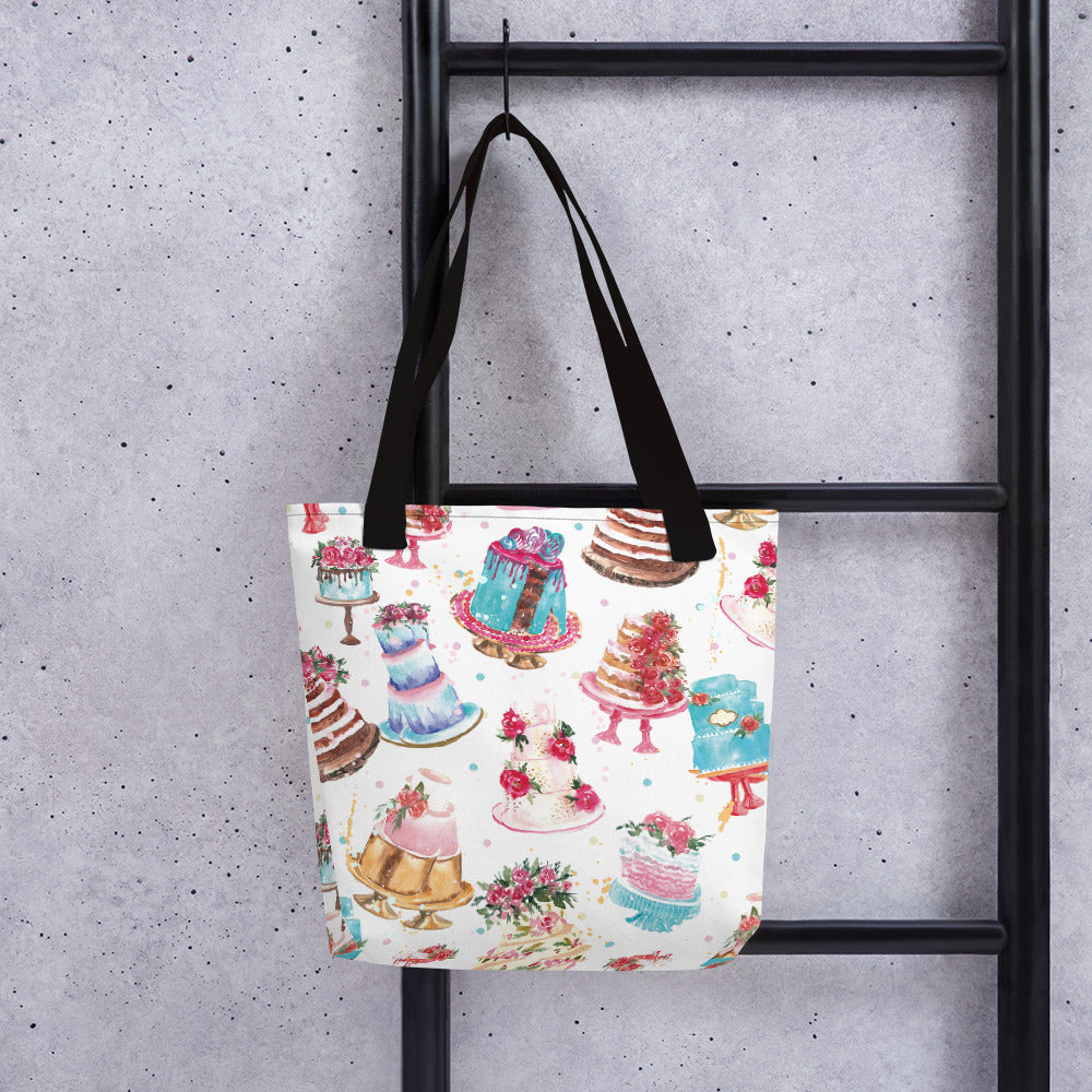 Decorated Cakes Tote bag