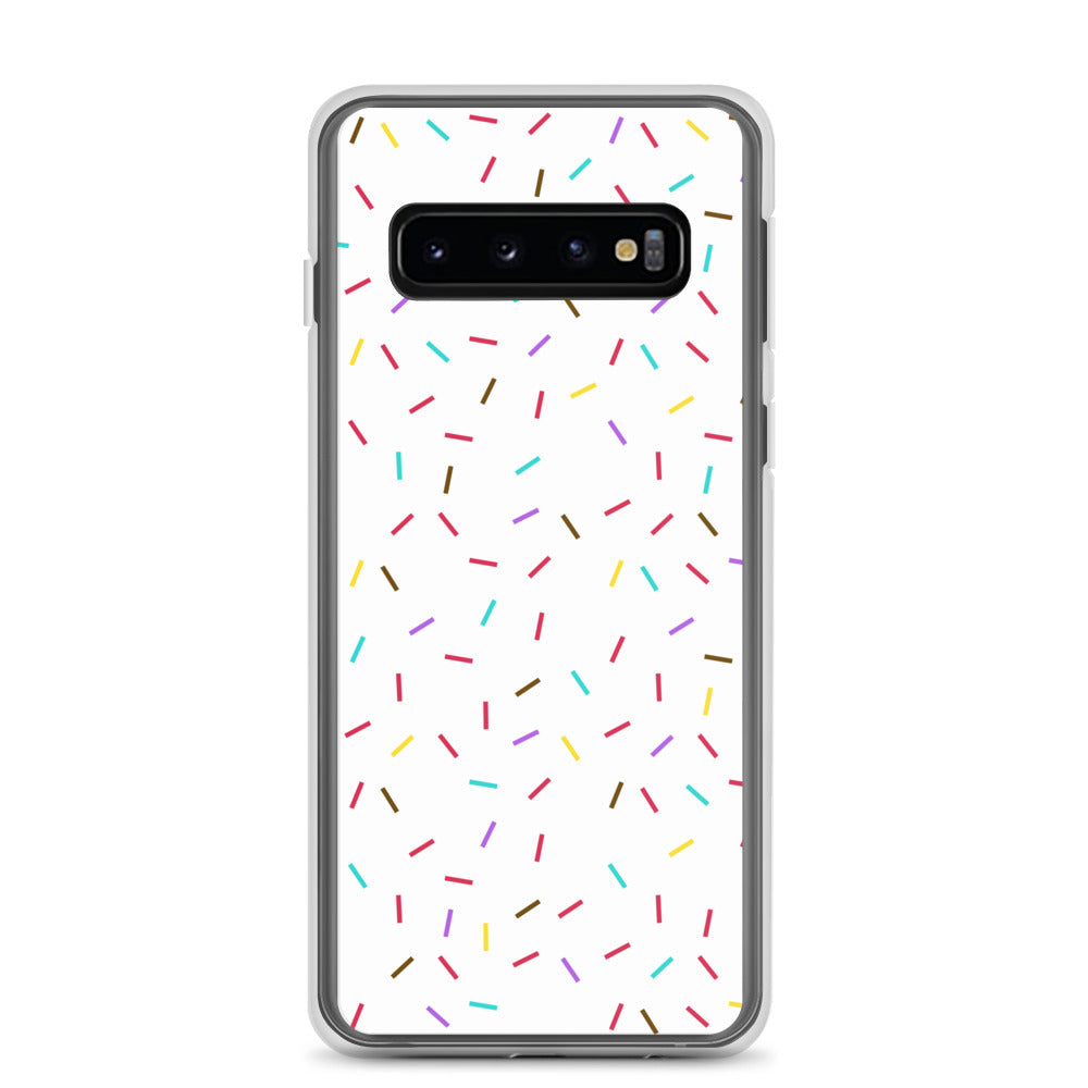 sprinkle phone case on samsung galaxy