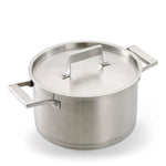 Aava Elements Stainless Steel Stock Pot with lid