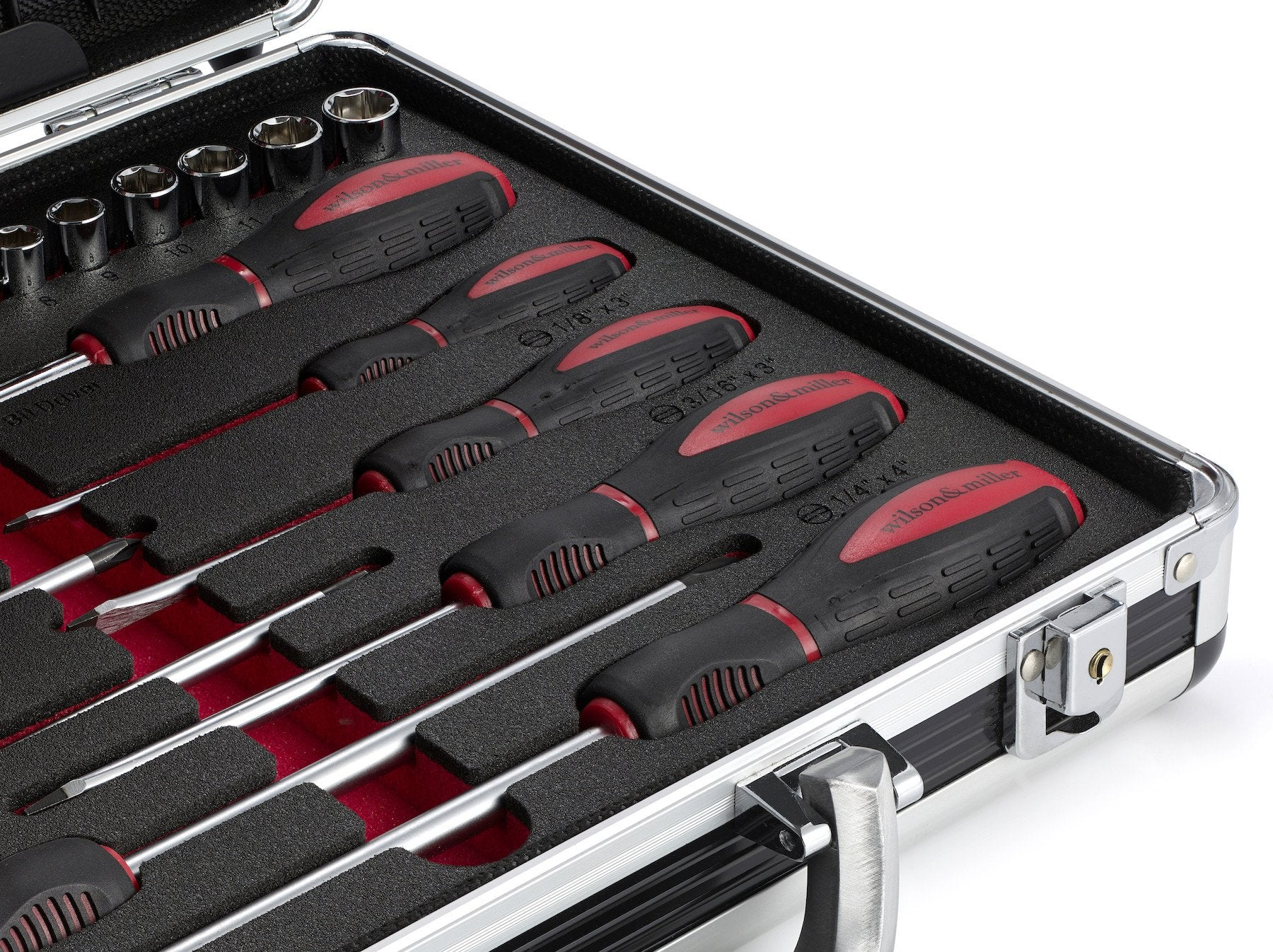Wilson & Miller Patriot's 70pc Screwdriver Set