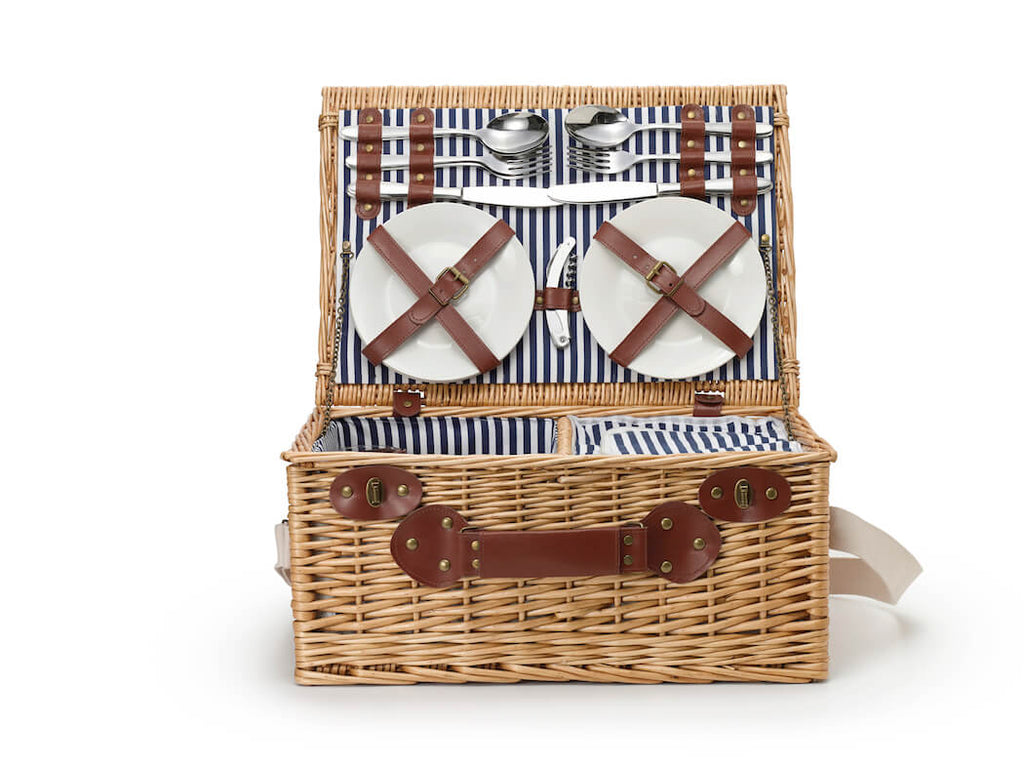 Thaynards Esther's Yard Family Picnic Basket