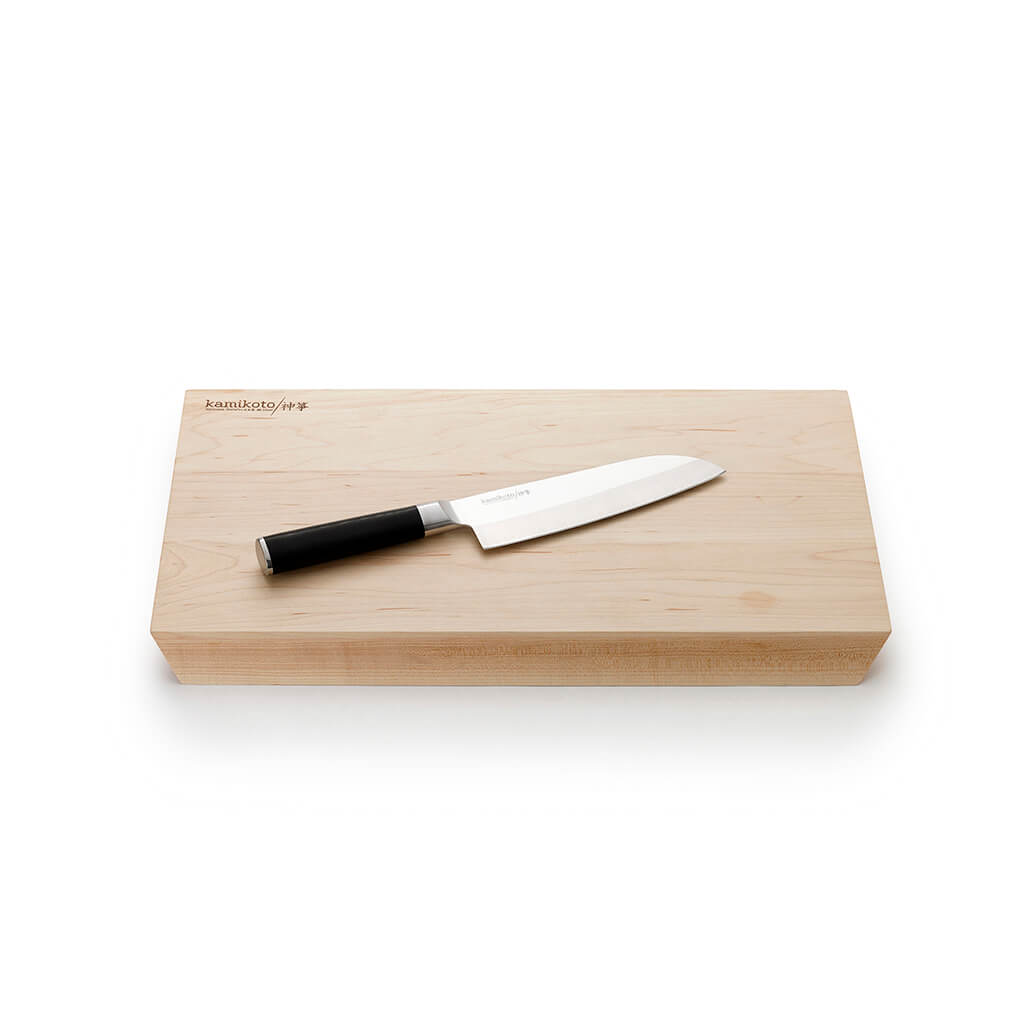 Kamikoto Shōgai Cutting Board | Maple Wood
