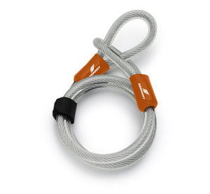 Adamant CarbonHead Double-Strength U-Lock & Steel Cable