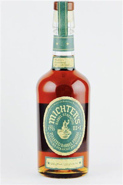Michter's Toasted Barrel Strength Rye