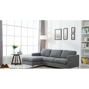 Mazin Grey Sectional