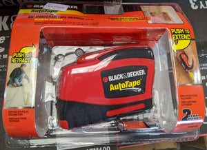 Black & Decker AutoTape 25' Powered Tape Measure