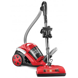 DIRT DEVIL Bagless Canister Cyclonic Vacuum SD40025
