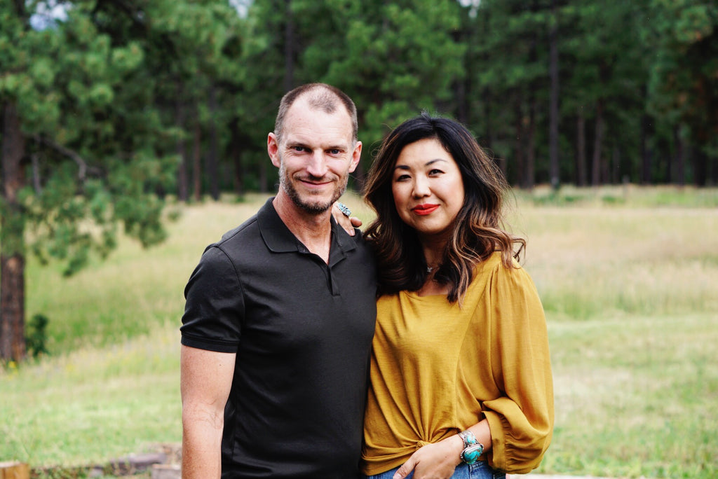 Ep 79: 12 Biblical Truths To Shape A Family with Ruth + Troy Simons