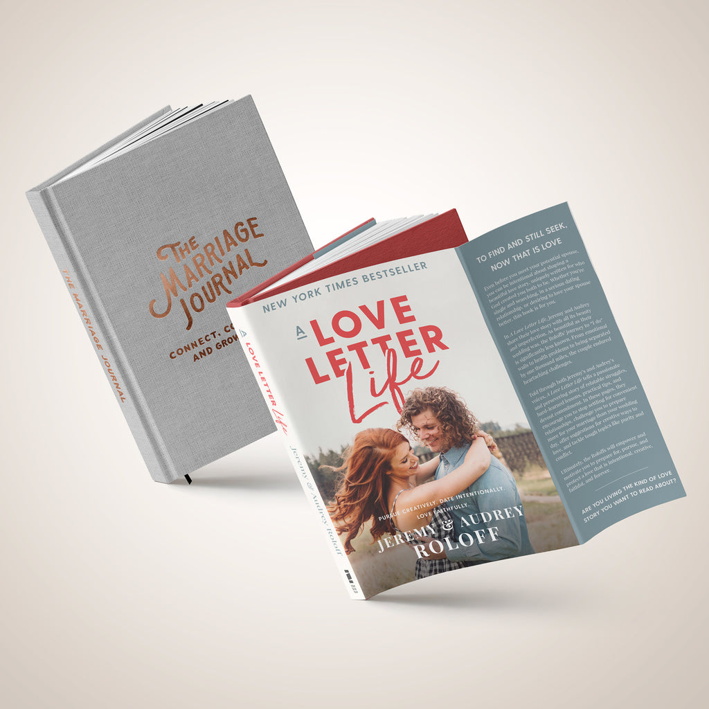 A Love Letter Life & The Marriage Journal – BUNDLE