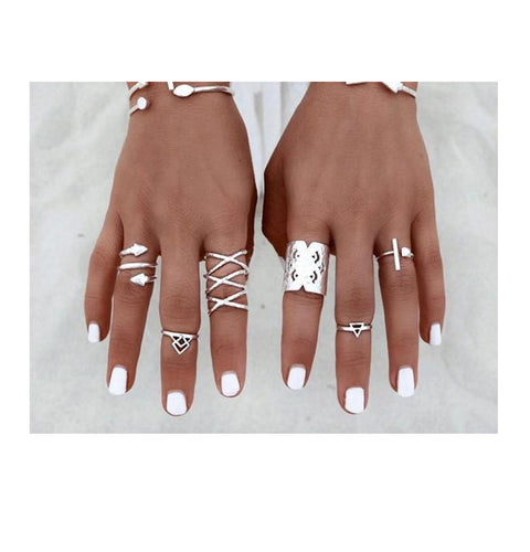 Rings' set Jewelry