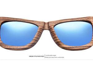Polarized Sunglasses, Wooden