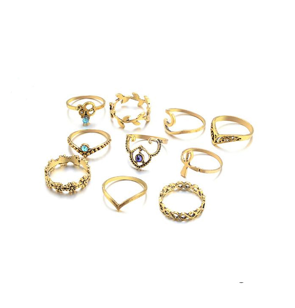 Rings Set_A10 _01vr/ 2 Types Available, Click to View