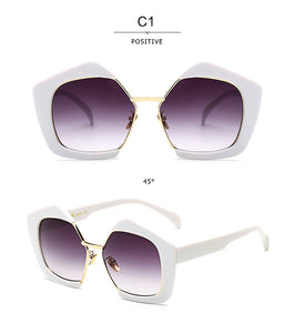 Over-sized Sunglasses_ 7 Colors Available, Click to view