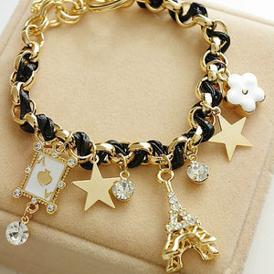 Fashion Charm Bracelet_06lp / Another 2 Colors Available, Just Click to View