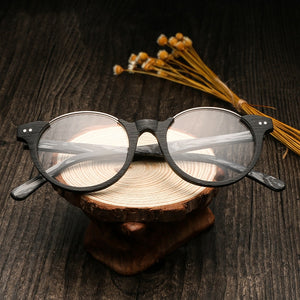 Wooden Plain Sunglasses
