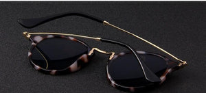 Fashion Sunglasses Oval