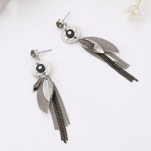 Bohemian Tassel Earrings _30le