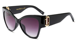 Cat Eye Sunglasses_abs/ 7 Colors Available; Click to View