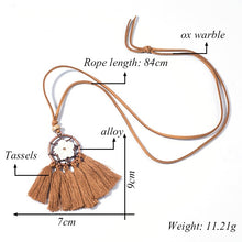 Vintage Necklace_01na/ 6 Colors available; Click to View