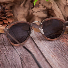 Wood Sun Glasses