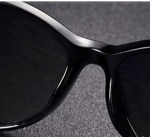 Retro Polarized Sunglasses _acs/ 4 Colors Available