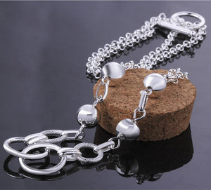 Gorgeous  Silver Plated Bracelet