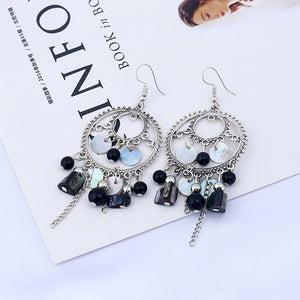 Retro Style Earrings_01er/Another 3 Colors Available, Click to View