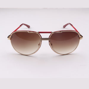 Fashion Leather Legs Sunglasses/ 2 Colors Available