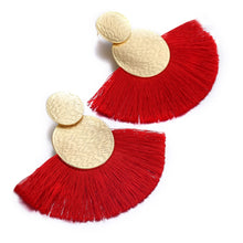 Fashion Earrings_02ce/ 4 Colors Available; Click to View