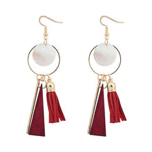 Fashion Tassel Earrings _31le/ 3 Colors Available, Click to View