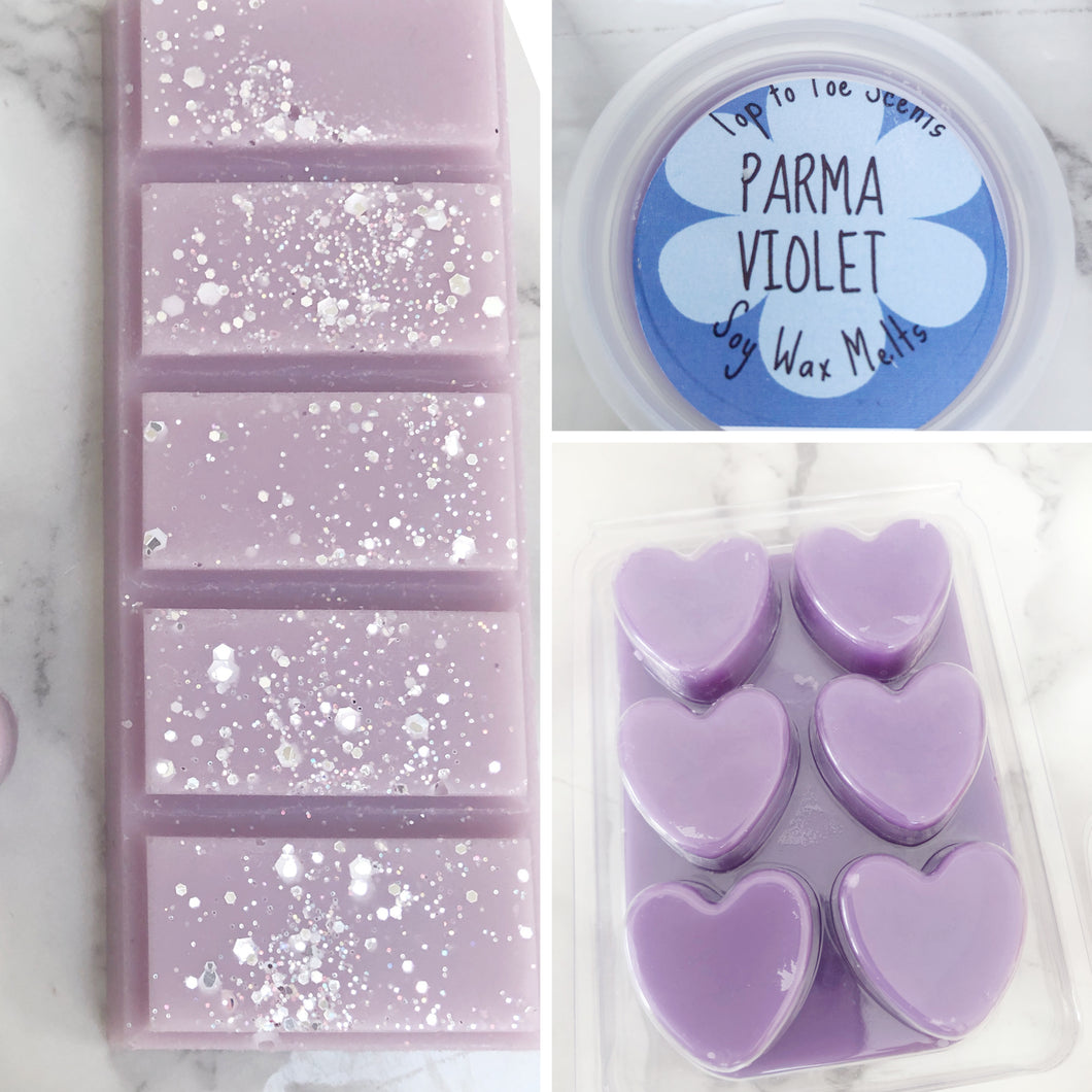 Parma Violet Soy Wax Melts