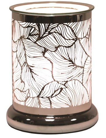 Leaves Silhouette Electric Wax Burner