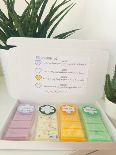 Feel Good Aromatherapy Wax Melt Box