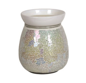 Pearl Crackle Electric Wax Warmer