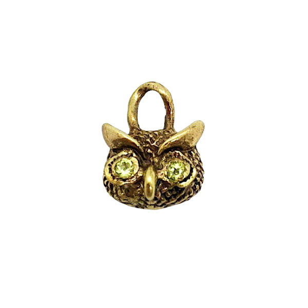 Gem Owl Head