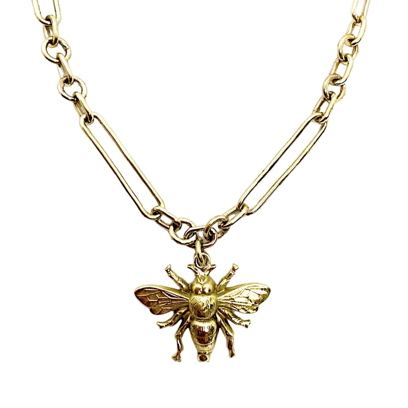 The Bumble Bee Necklace