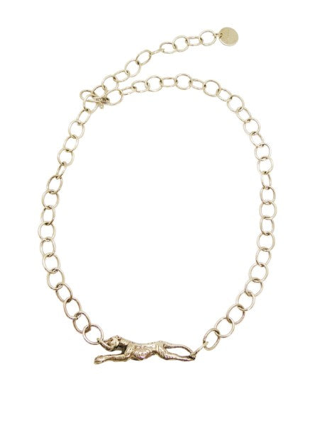 Leaping Tiger Choker