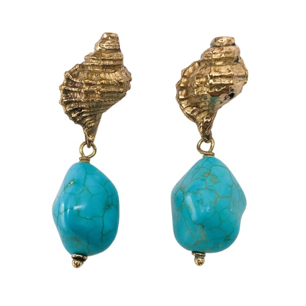 Turquoise Island Earrings